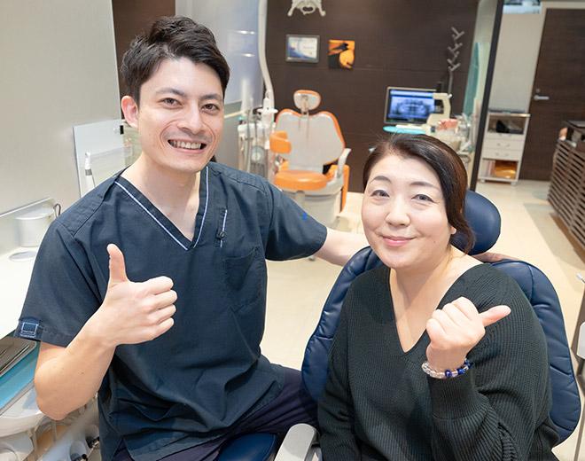 歯の神経を抜かない治療
